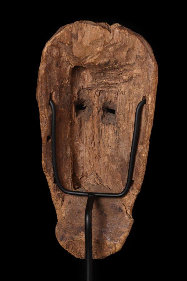 Afrikanische Kunst Affenmaske Makonde