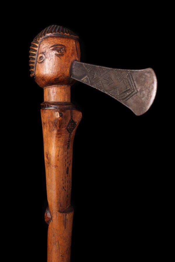 Afrikanische Kunst Axt Kongo