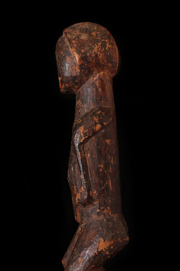 Afrikanische Kunst Baule Figur