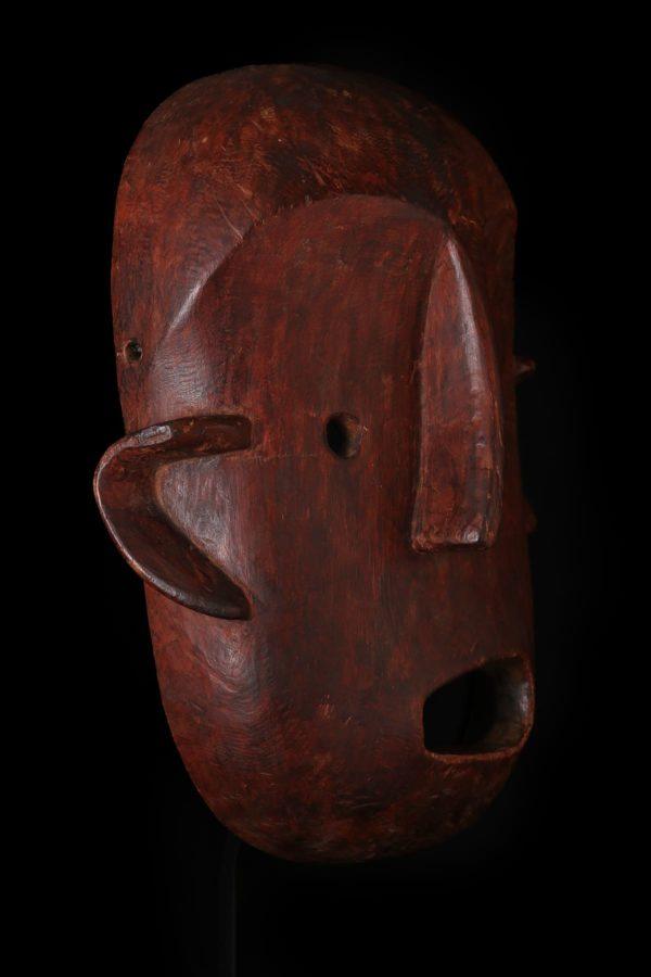 Afrikanische Kunst Ibibio Maske