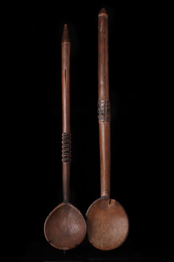 Afrikanische Kunst Löffel Zulu