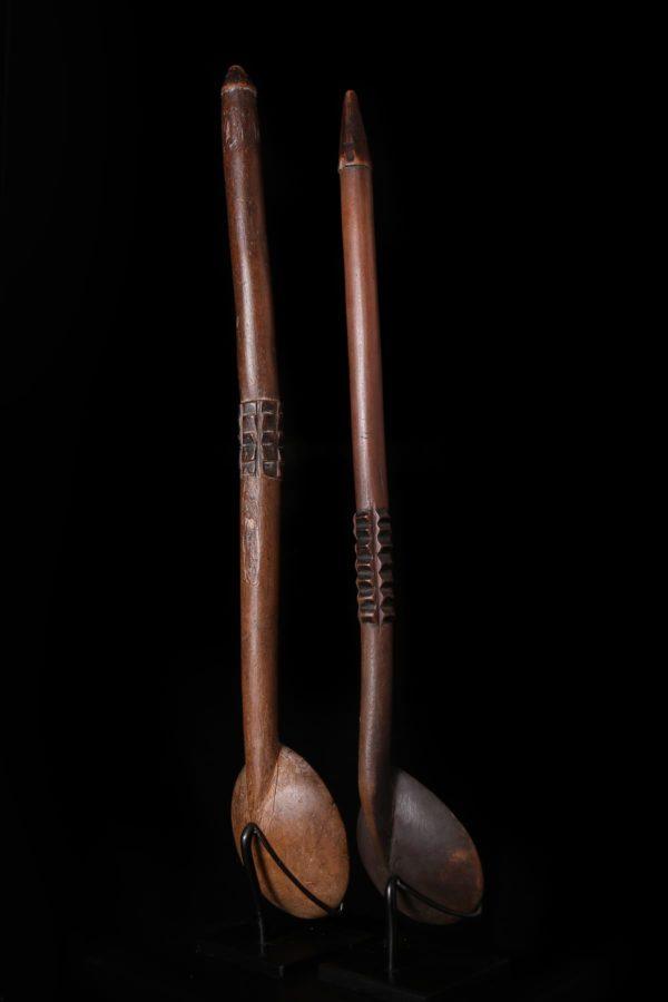 Afrikanische Kunst Loeffel-Zulu