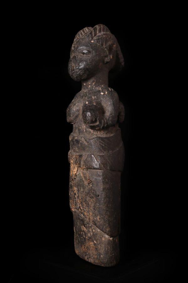 Afrikanische Kunst Mutter Kind Ewe