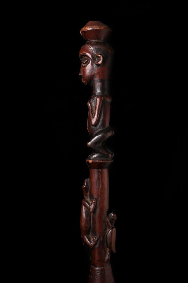 Afrikanische Kunst Yaka Stab
