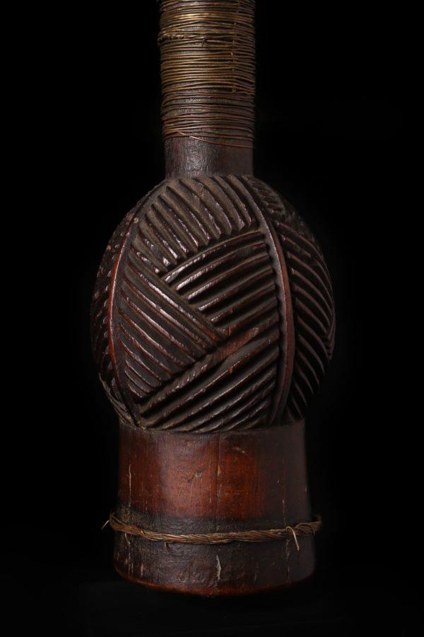 Tabakbehälter Afrikanische Kunst